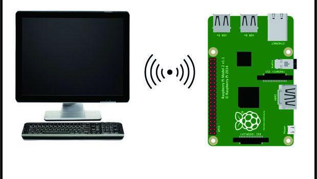 Cài đặt và truy cập Raspberry thông qua Remote Desktop Connection