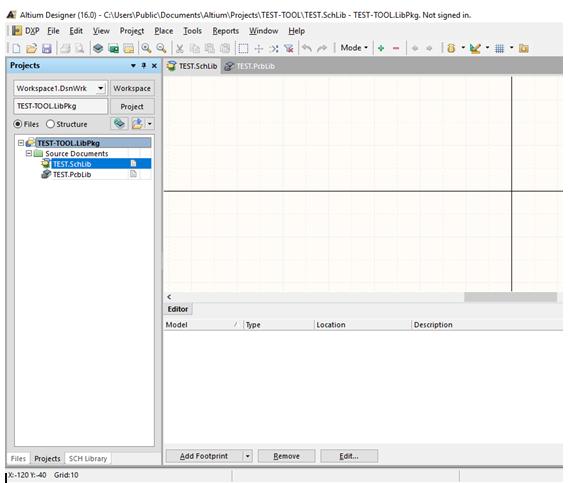 Công cụ hỗ trợ tạo nhanh thư viện trong Altium Designer