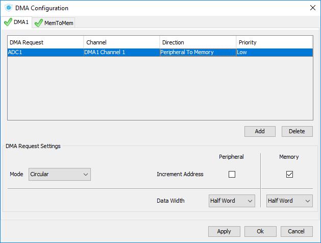 Đọc ADC nhiều kênh trên SMT32 sử dụng DMA - TAPIT