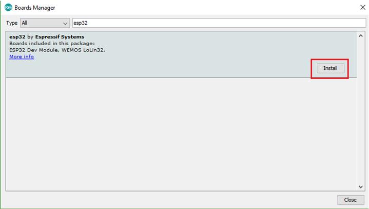 Hướng dẫn cài đặt Arduino IDE để lập trình cho ESP32 - TAPIT