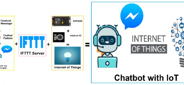 Hướng dẫn sử dụng Facebook Messenger điều khiển thiết bị qua Esp8266