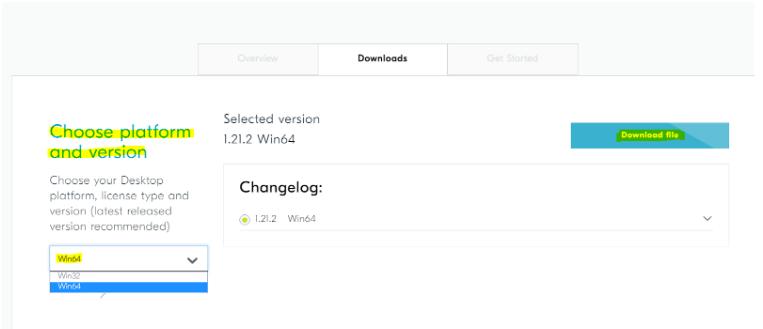 Hướng dẫn cài đặt phần mềm nRFgo Studio - TAPIT