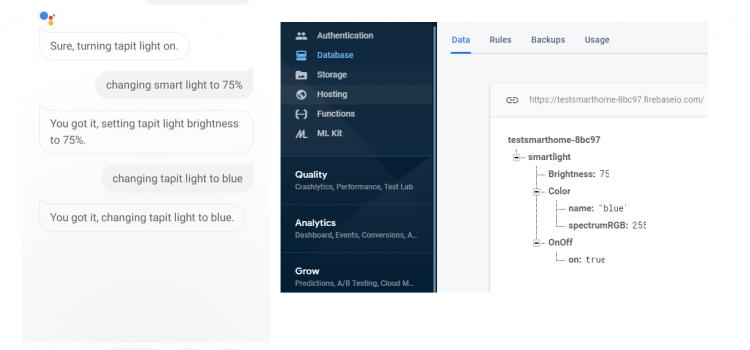 Xây dựng ứng dụng Internet of Things với trợ lý ảo Google Assistant và ESP8266 sử dụng Smart home Actions (P4)